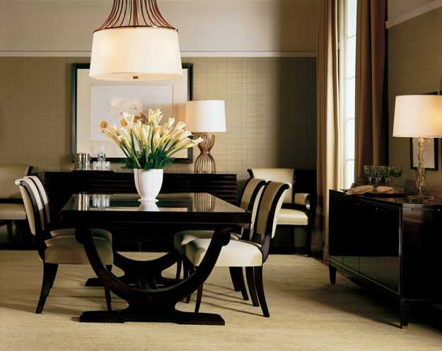 25 Best Contemporary Dining Room Design Ide