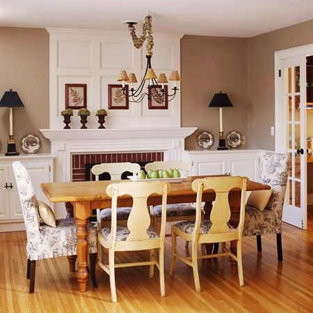 5 Dining Room Decorating Ideas (With images) | Dining room .