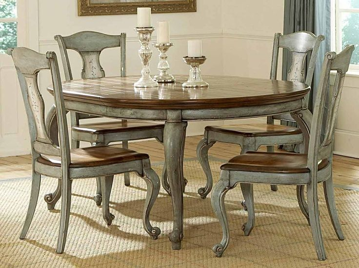 painting dining room chairs | Paint a formal dining room table and .