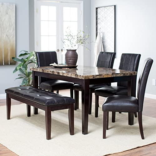 Dining Sets with Bench: Amazon.c