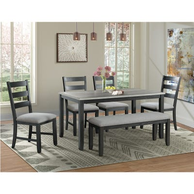 Buy Bench Seating Kitchen & Dining Room Sets Online at Overstock .