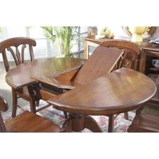 Round Dining Table With Butterfly Leaf for 2020 - Ideas on Fot
