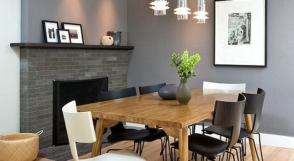 Modern Dining Table Chairs For Stylish Contemporary Hom