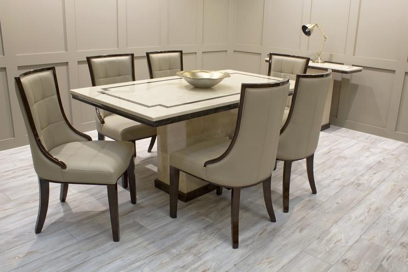 Collections of Cream Dining Room Chair