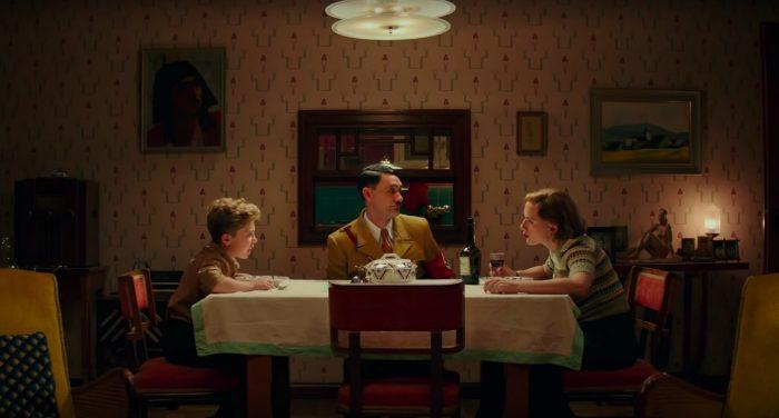 Jojo Rabbit' Clip: No Politics Allowed at the Dinner Table – /Fi