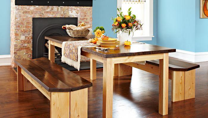 DIY Dining Table S
