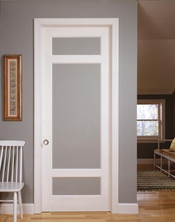TS3100 | TS Series Doors | TruStile Doors | Doors interior, Glass .