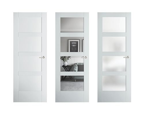 How to diy interior frosted glass doors in 2020 | Laundry room .