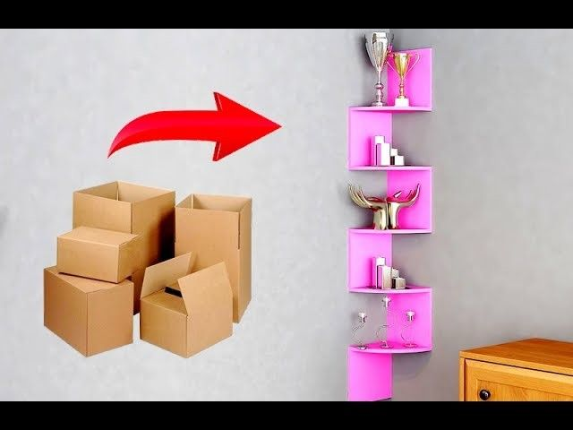 DIY Room Decor & Organization For 2017 - EASY & INEXPENSIVE Ideas .