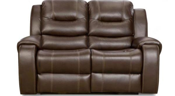 Cambridge Clark Umber Double Reclining Loveseat 98501RR-CO - The .