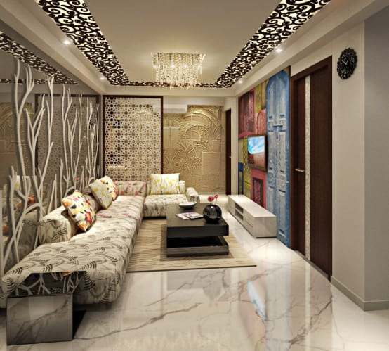10 beautiful pictures of small drawing rooms for Indian homes | homi