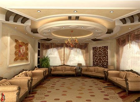 Gypsum False Ceiling M- 746 | Bedroom false ceiling design, Pooja .