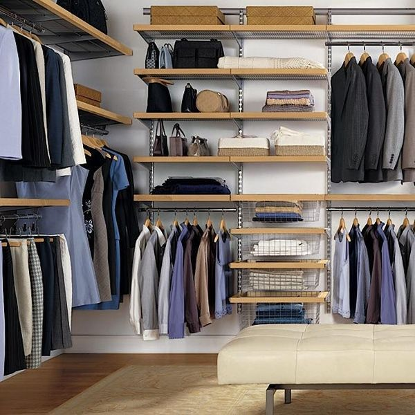 5 Favorites: Closet Storage Systems | Closet designs, Closet .
