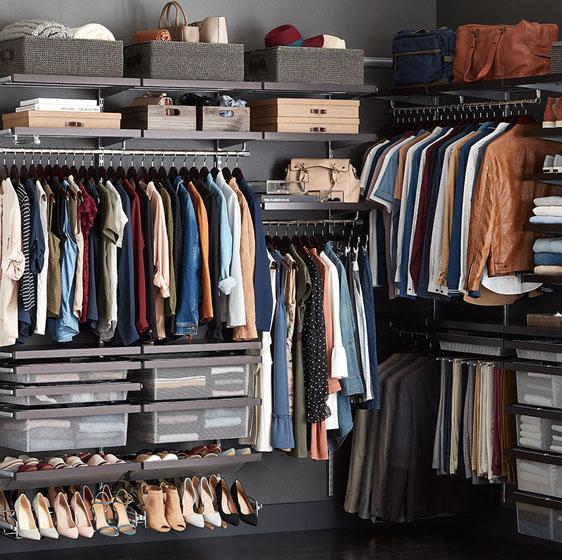 Walk In Closets - Ideas & Designs for Custom Walk In Close