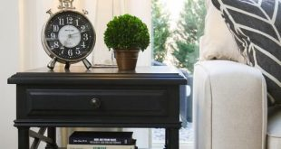 As seen on HGTV's Elbow Room.   Living room side table, Living .