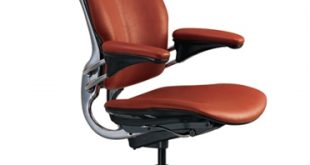 Freedom Quality Ergonomic Chair (leather)@Office Chairs Outl