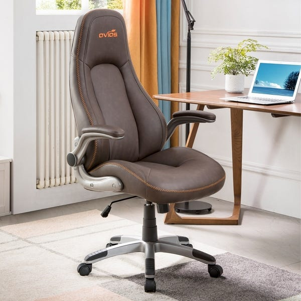 Shop Ovios Ergonomic Office Chair,Modern Computer Desk Chair,high .