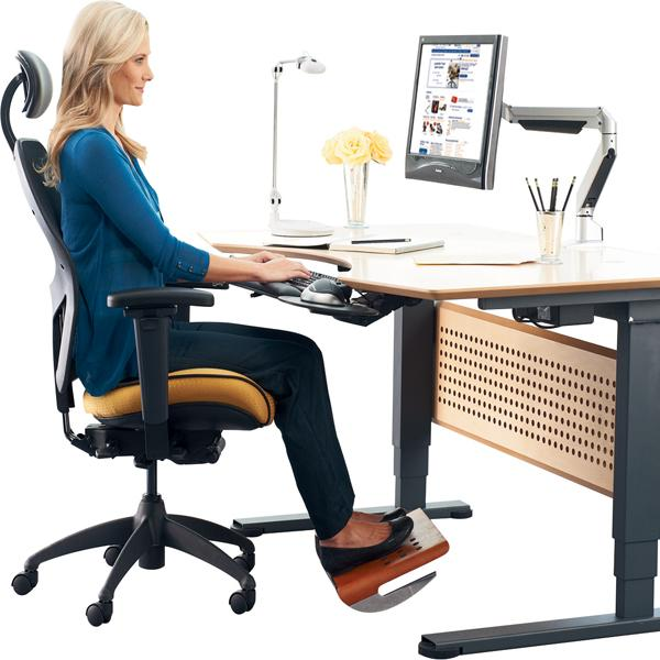 Brezza Ergonomic Mesh Office Chair - Relax The Ba