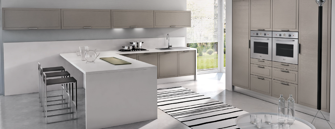 Modern Italian Kitchens Designs | Contemporary European Kitche