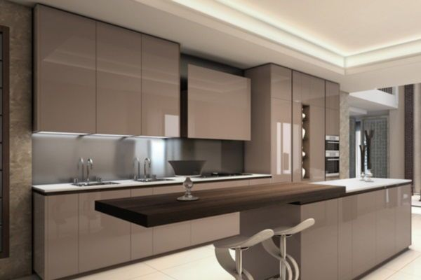 Modern European Kitchen Cabinets | European kitchen cabinets .