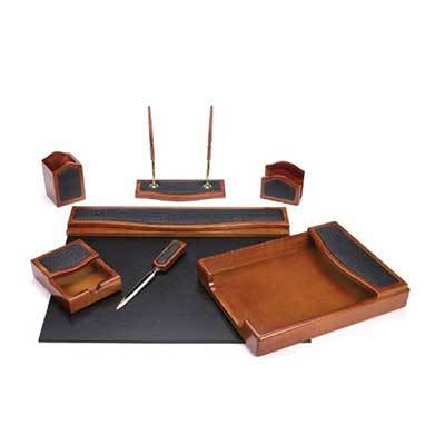 Desk Sets - Personalized Desktop Accesso