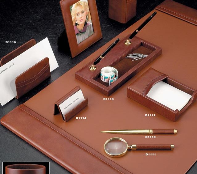 Executive Desk Accessories