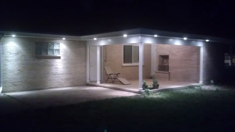 Recessed Porch Light Fixtures | In-outdoor recessed lighting pics .