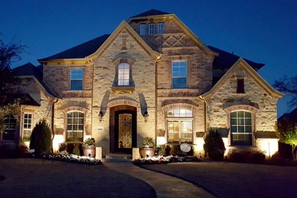Outdoor Lighting Dallas-Fort Worth | Creative Nightscap