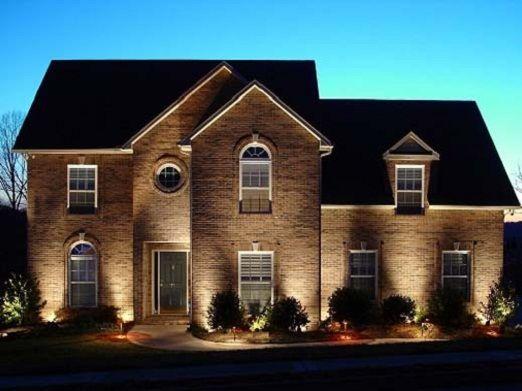 Elegant Exterior Lights | Modern exterior lighting, Exterior house .