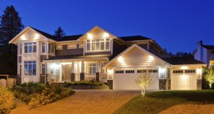 Outdoor Home Lighting | Graf Electric | Wichita,