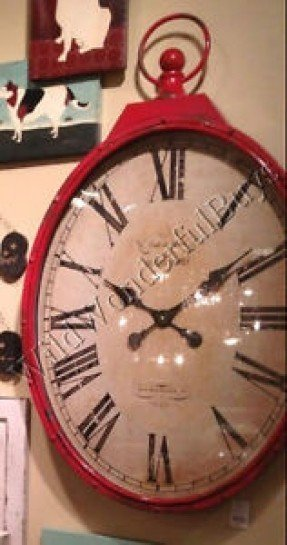 Oversized Decorative Wall Clocks - Ideas on Fot