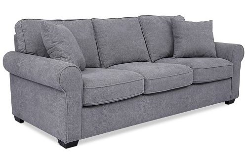 "Furniture Ladlow 90"" Fabric Sofa & Reviews - Furniture - Macy"