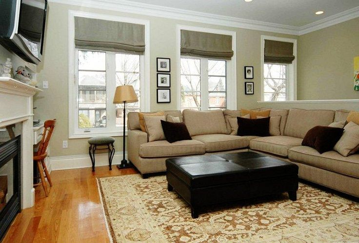 Small Family Room Decorating Ideas Pictures: Small Family Room .