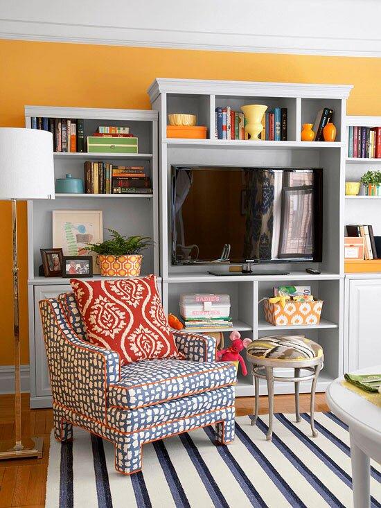 Family Room Decorating Ideas | Better Homes & Garde