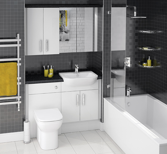 Fitted Bathroom Furniture For A Great Investment: More than10 .
