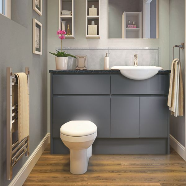 Marletti Fitted Bathroom Furniture | Fitted bathroom, Bathroom .