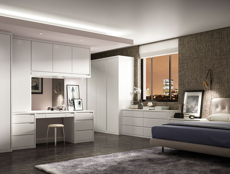 Make Your Bedroom Beautiful With Fitted Wardrobes Dial 020861407