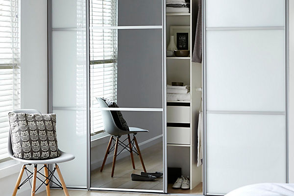 Fitted Sliding Wardrobes by Metro Wardrobes Showroom limited in .