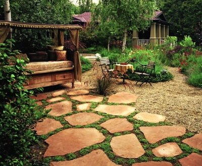 Flagstone & Pavers - SPECIALIZED SURFACES - Orange County Flooring .