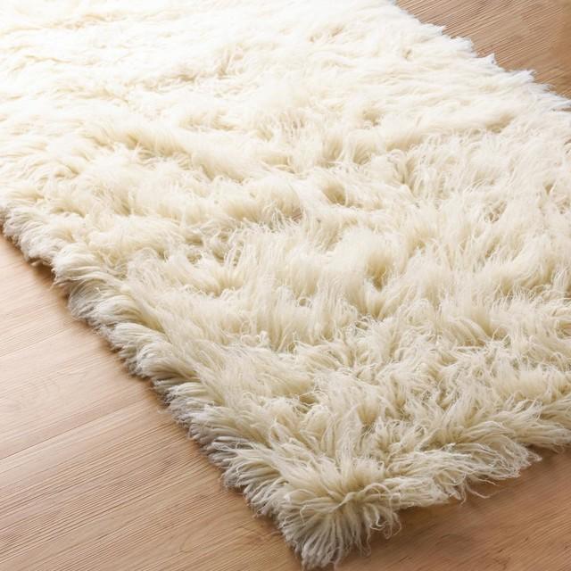 What Is A Flokati Wool Area Rug? - Oriental Rug Sal