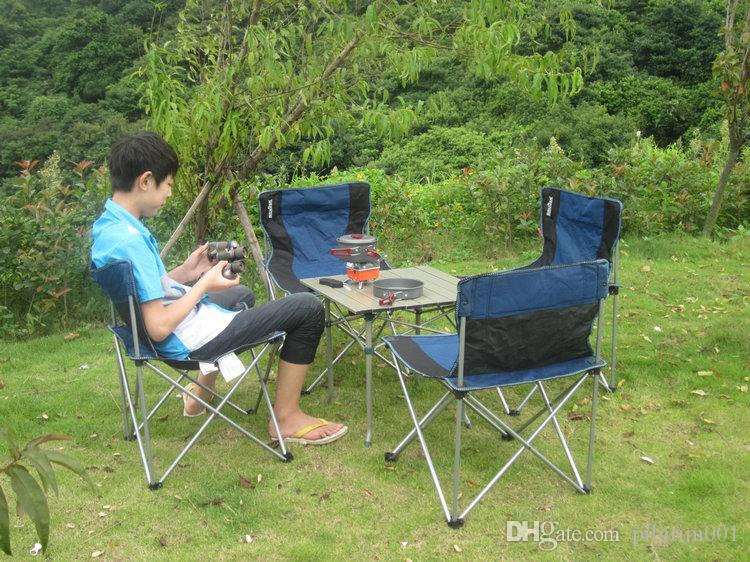Portable Camping TableOutdoor Foldable Table And Chair Set .