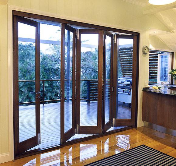 Exterior Folding Door Syste
