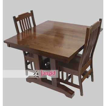 Portable Indian Sheesham Wooden Folding Dining Table Set With 2 .