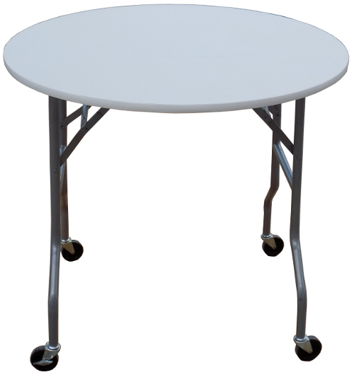 36 inch Round Folding Cake Table on Whee