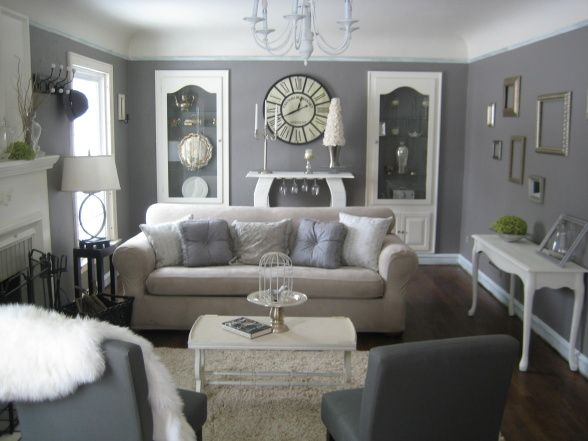 Information About Rate My Space | Grey furniture living room .