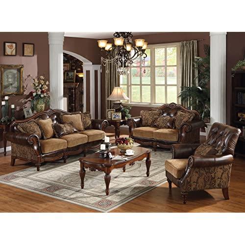 Formal Living Room Furniture Set: Amazon.c