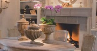 Country furniture – quaint and cozy | French country dining room .