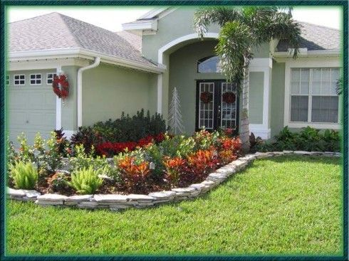 Small Front Garden Ideas on Landscaping Ideas For Front Yard .