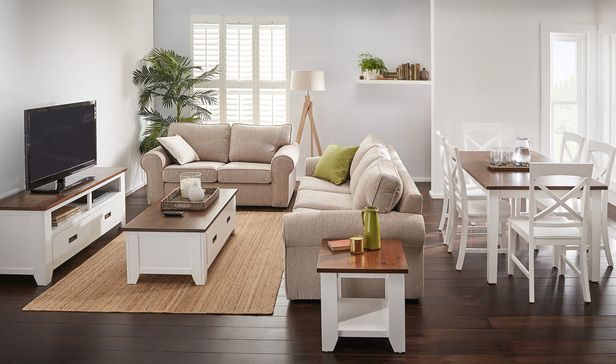 Sorrento Living Package Fantastic furniture $2,999 | Living room .