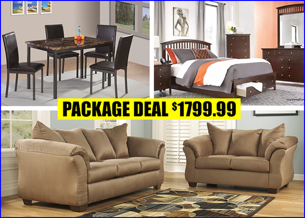 Lefty Furniture Package Dea